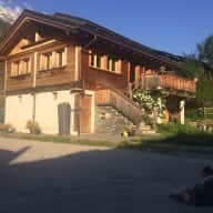 Dog and catsitter in the Swiss Alps
