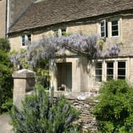 Dog sitters for Eric and Ernie in their delightful Cotswold cottage near Bath
