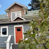 2 dogs, newly renovated heritage home, in the heart of Fernie, BC, skiiers, mountain biking, hiking mecca