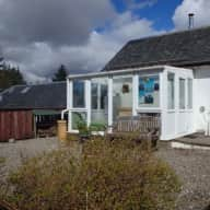 Cat sitter needed for cute, shy cat in a gorgeous little cottage in the highlands of Scotland