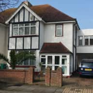 Semi-detached house 5 minutes walk from the sea