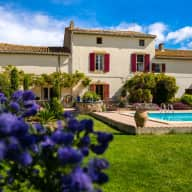 Old Winemaker's  House in Languedoc, South of France