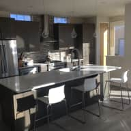 Keep our cat company in our modern home in Denver!