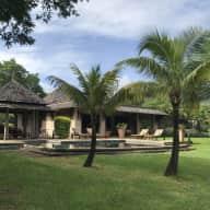 A Mauritian family home