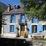Charming large old farm house in the heart of the french Pyrenees