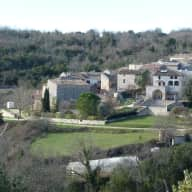 Cat sitter for 14th century house in Gard, France