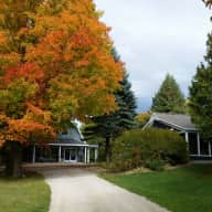 Vacation Paradise in Door County Wisconsin with cats and historic home.