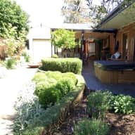Lovely home on the Mornington Peninsula with an easy going Jack Russell