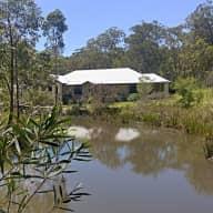 Rural property in the Hunter region NSW.