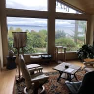 View property in Washington State with two wonderful cats