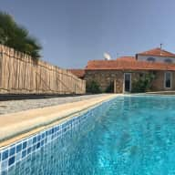 Quinta with swimming pool to care for