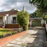 Look after 1 year old small friendly dog in large house with garden and pool in inner city Perth