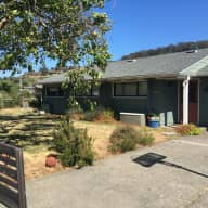 Cozy home in Marin County (San Francisco area) with two dogs to care for