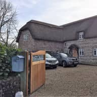 Sitters needed for our two Rough Collies. Enjoy a stay in beautiful West Dorset. We are 10 miles from the coast and in an AOOB.