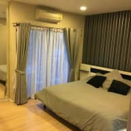 One cat one bedroom flat in Central Bangkok