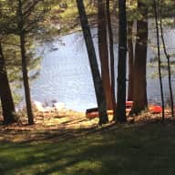Dog Sitting and Kayaking in New England
