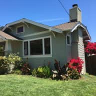 Pet and house sitter needed in the vacation town of Santa Cruz, California