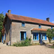 Smallholding in rural France