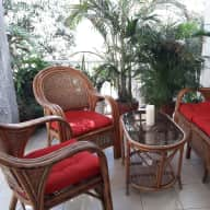 Character Apartment Set In Lovely Villa wih Garden Terrace