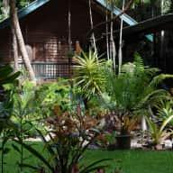 Tropical Garden Retreat