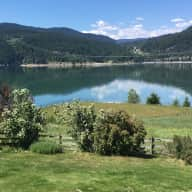 Beautiful Lake Shore Property in British Columbia, Canada with Dog, cats, chickens and horses