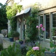 Quintessential english village in Steeple Ashton near Bradford on Avon with cats and dogs !