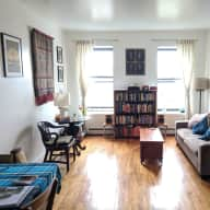 Comfortable 2-bedroom in Brownstone Brooklyn with 2 Sweet Cats