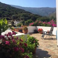 Dog and Cat loving sitters to come to our modern house in tranquil Greek valley location.
