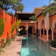 Your private retreat in the Merida historic centro.