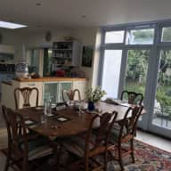 Cheltenham home with 3 friendly dogs