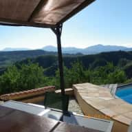 Remote villa in the hills of Southern Spain with incredible, panoramic views