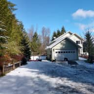 View Home on 5 acres with 2 Swiss Mountain Dogs