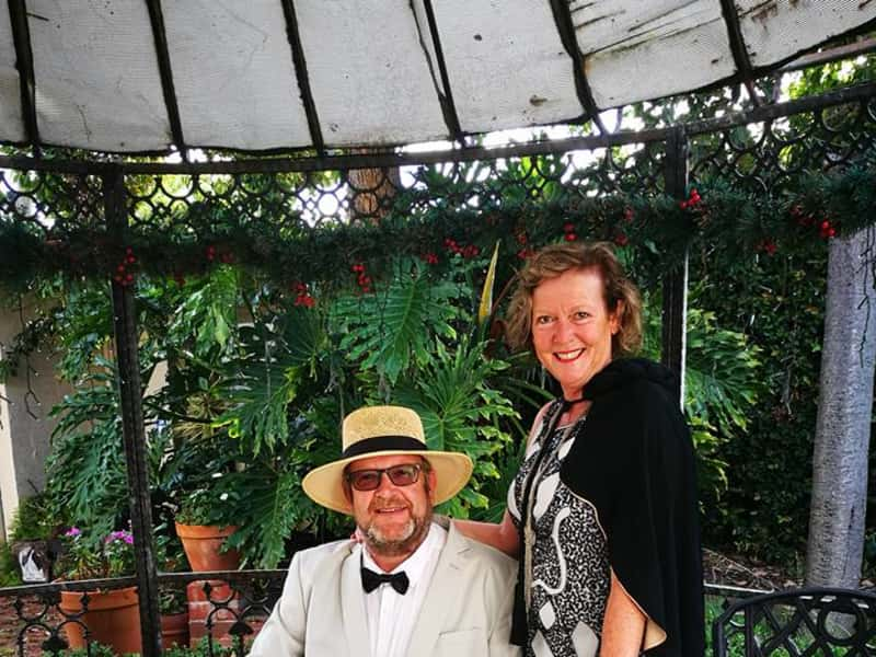 Leanne & Clive from Rosebud, Victoria, Australia