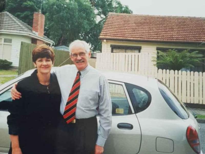 Denis & Margaret from Rhyll, Victoria, Australia