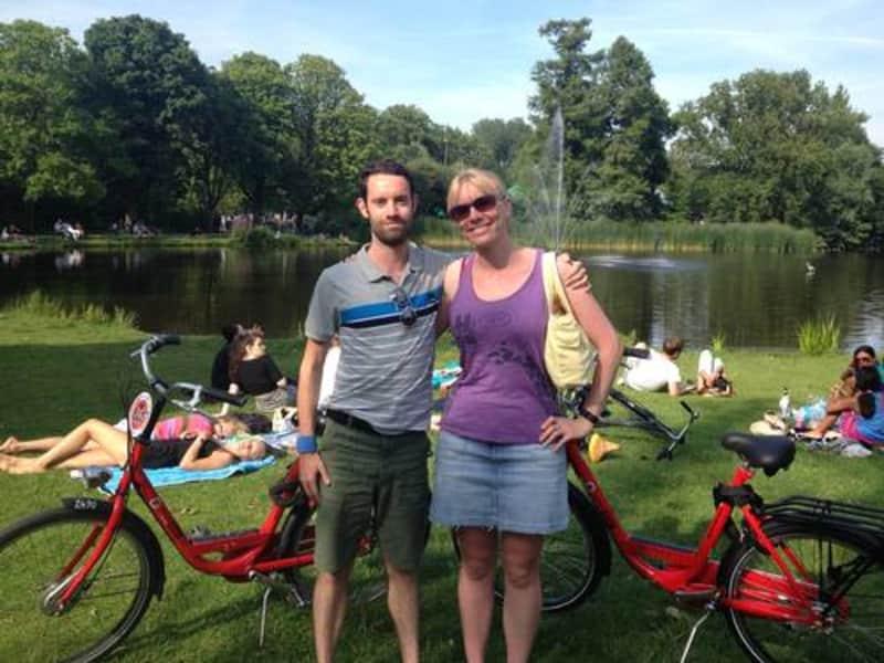 Emma & Graham from Farnham, United Kingdom