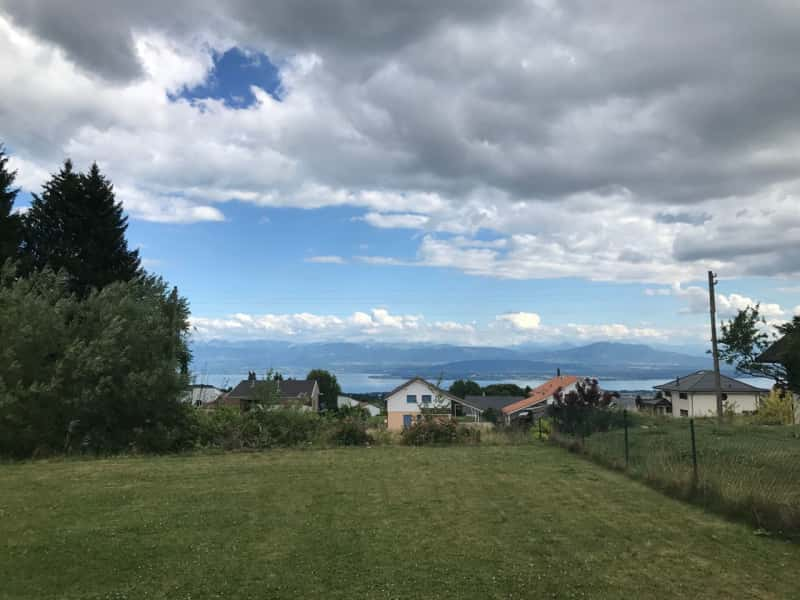 Housesitting assignment in Begnins, Switzerland