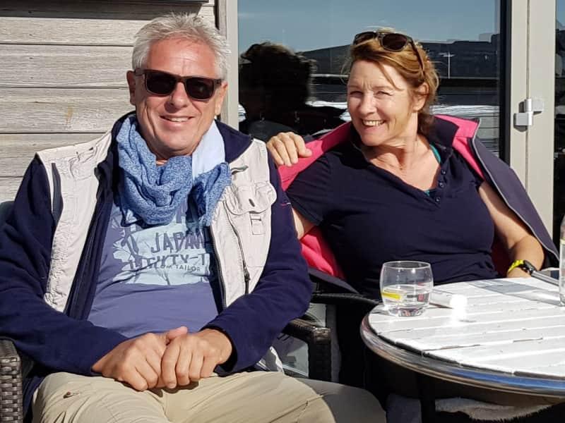 Jürgen & Marion from Ludwigshafen am Rhein, Germany