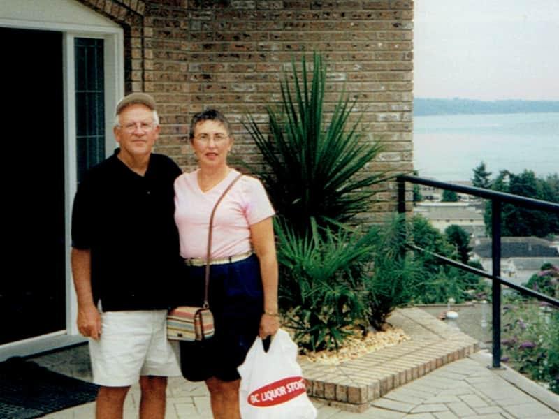 Claude g. & Vicki from Thunder Bay, Ontario, Canada