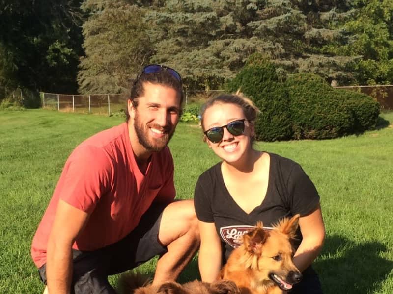 Kersti & Mathew from Lansing, Michigan, United States