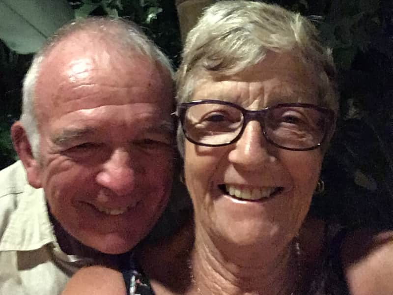 Susan & Mike from Mount Barker, Western Australia, Australia