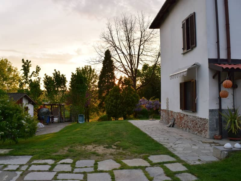 Housesitting assignment in Asti, Italy