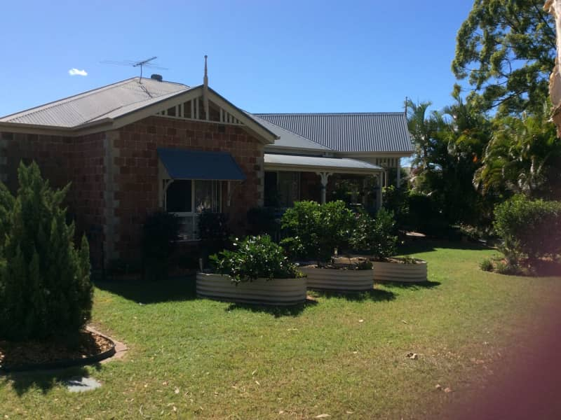 Housesitting assignment in North Lakes, Queensland, Australia