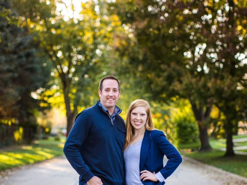 Andrew & Jessica from Champaign, Illinois, United States