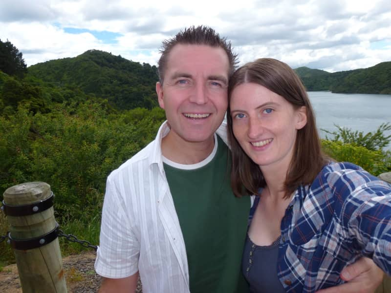 Penny & Simon from Bromyard, United Kingdom