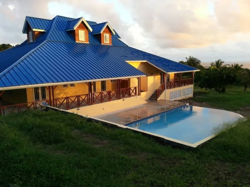 Housesitting assignment in Vieux Fort, Saint Lucia