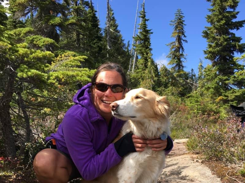 Jennifer from Comox, British Columbia, Canada