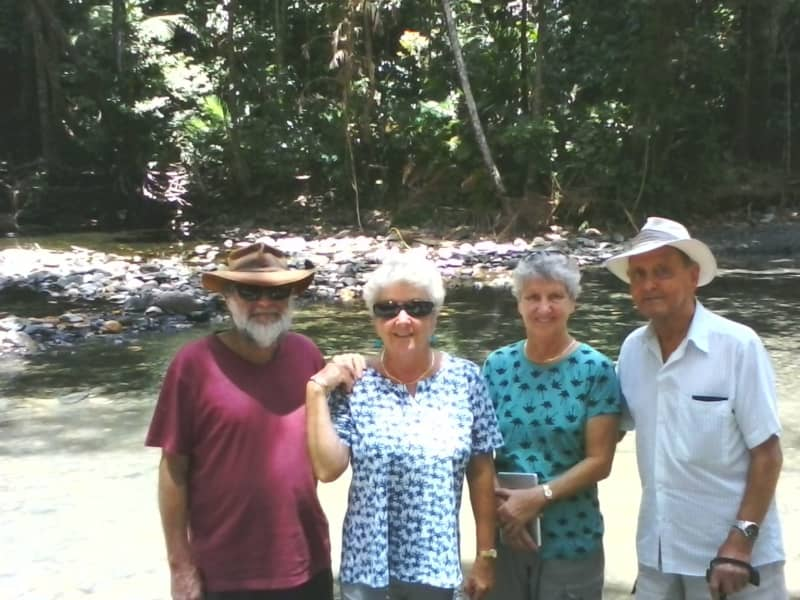 Patricia & terry & Terry from Maryborough, Queensland, Australia