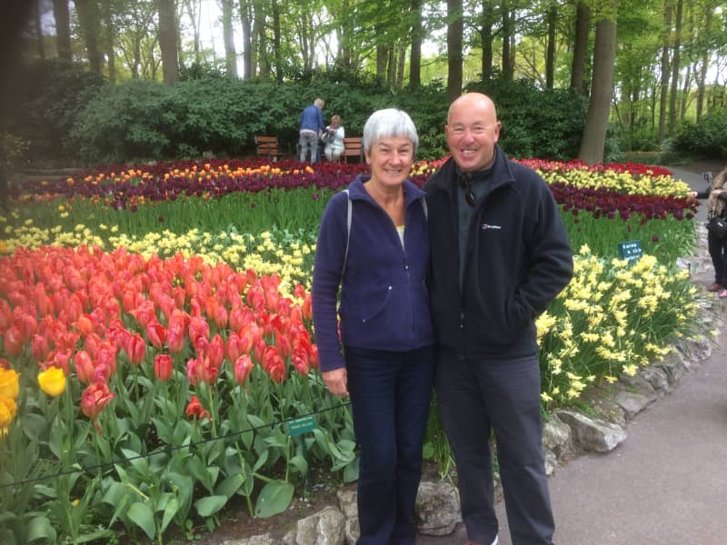 John & Sharon from Bideford, United Kingdom