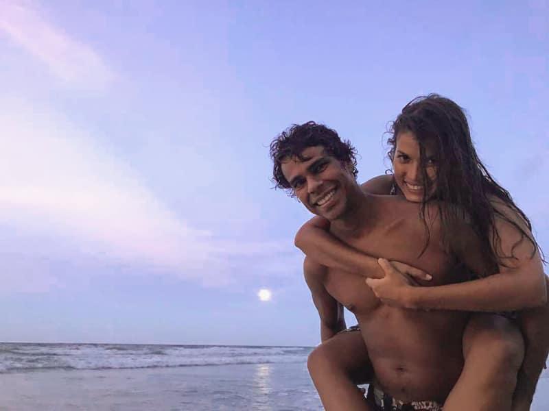 Oriana beatriz & Marco from Porlamar - Isla Margarita, Venezuela