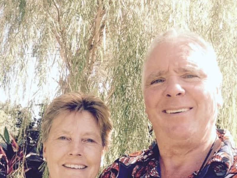 Carol & Graham from Goolwa, South Australia, Australia